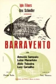 Barravento - Poster / Capa / Cartaz - Oficial 1