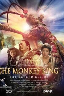 A Lenda do Rei Macaco: Tumulto no Reino Celestial - Poster / Capa / Cartaz - Oficial 3