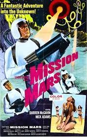 Missão Marte - Poster / Capa / Cartaz - Oficial 1