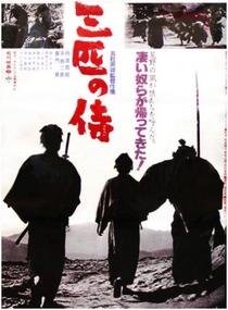 Três Samurais Fora da Lei - Poster / Capa / Cartaz - Oficial 2