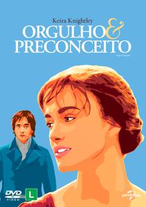 Orgulho e Preconceito - Poster / Capa / Cartaz - Oficial 5