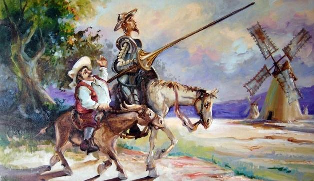 Dom Quixote | Disney está desenvolvendo adaptação