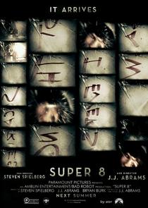 Super 8 - Poster / Capa / Cartaz - Oficial 9