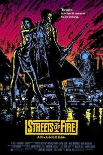 Ruas de Fogo - Poster / Capa / Cartaz - Oficial 2