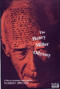 The Henry Miller Odyssey - Poster / Capa / Cartaz - Oficial 1