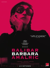 Barbara - Poster / Capa / Cartaz - Oficial 1