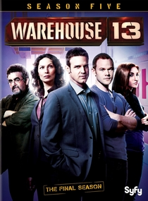 Warehouse 13 (5ª Temporada) - Poster / Capa / Cartaz - Oficial 1