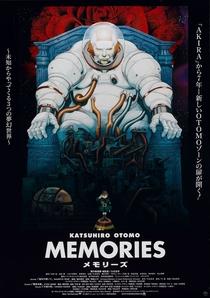 Memories - Poster / Capa / Cartaz - Oficial 1