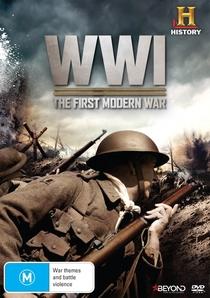 A Primeira Guerra Moderna - Poster / Capa / Cartaz - Oficial 2
