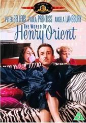 O mundo de Henry Orient - Poster / Capa / Cartaz - Oficial 1
