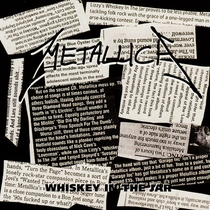"Metallica - ""Whiskey in the Jar"" - Poster / Capa / Cartaz - Oficial 1"