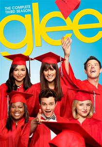 Glee (3ª Temporada) - Poster / Capa / Cartaz - Oficial 1