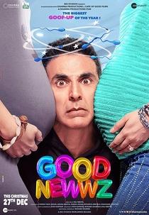 Good Newwz - Poster / Capa / Cartaz - Oficial 6