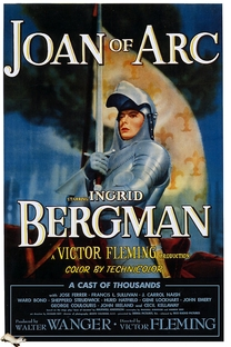 Joana D'Arc - Poster / Capa / Cartaz - Oficial 1