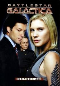 Battlestar Galactica (4ª Temporada) - Poster / Capa / Cartaz - Oficial 9