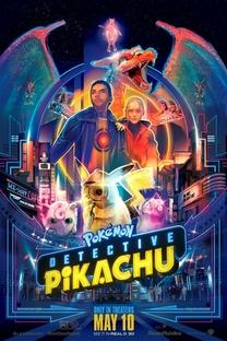 Pokémon: Detetive Pikachu - Poster / Capa / Cartaz - Oficial 14