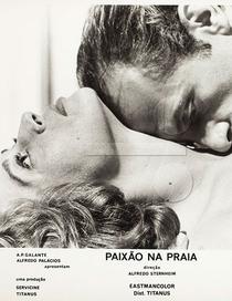 Paixão na Praia - Poster / Capa / Cartaz - Oficial 1