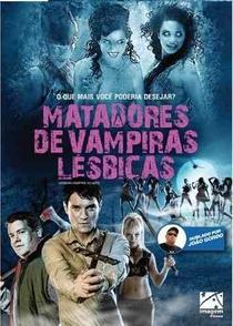 Matadores de Vampiras Lésbicas - Poster / Capa / Cartaz - Oficial 9