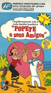 Popeye e Seus Amigos - Poster / Capa / Cartaz - Oficial 1