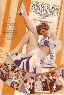 Donzelas de Hoje - Poster / Capa / Cartaz - Oficial 1