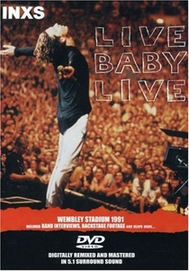 INXS: Live Baby Live - Poster / Capa / Cartaz - Oficial 1