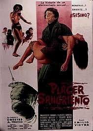 Placer Sangriento - Poster / Capa / Cartaz - Oficial 1