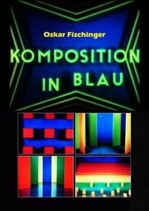Komposition in Blau - Poster / Capa / Cartaz - Oficial 1
