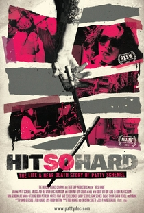 Hit So Hard - Poster / Capa / Cartaz - Oficial 1