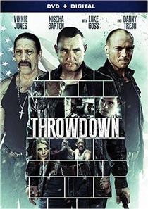 Throwdown  - Poster / Capa / Cartaz - Oficial 1