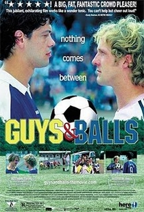 Guys and Balls  - Poster / Capa / Cartaz - Oficial 1