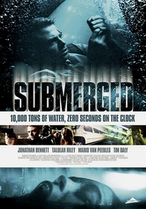 Submerged - Poster / Capa / Cartaz - Oficial 2