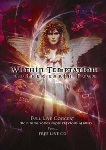 Within Temptation: Mother Earth Tour (live) - Poster / Capa / Cartaz - Oficial 1