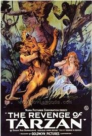 A Vingança de Tarzan - Poster / Capa / Cartaz - Oficial 1