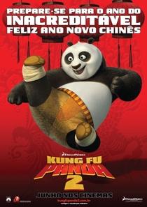 Kung Fu Panda 2 - Poster / Capa / Cartaz - Oficial 7