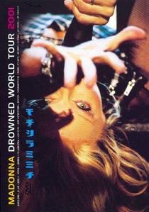 Drowned World Tour 2001 - Poster / Capa / Cartaz - Oficial 1