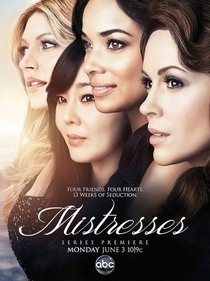 Mistresses (1ª Temporada) - Poster / Capa / Cartaz - Oficial 1