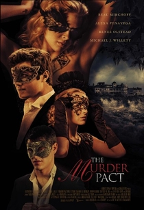 The Murder Pact - Poster / Capa / Cartaz - Oficial 1