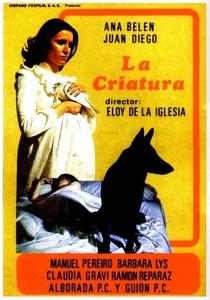 La Criatura - Poster / Capa / Cartaz - Oficial 3