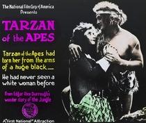 Tarzan, O Homem Macaco - Poster / Capa / Cartaz - Oficial 3