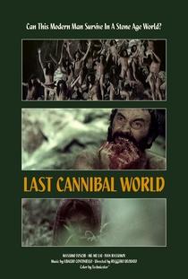 O Último Mundo dos Canibais - Poster / Capa / Cartaz - Oficial 13