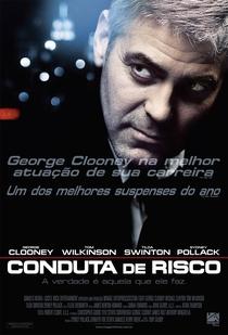 Conduta de Risco - Poster / Capa / Cartaz - Oficial 10