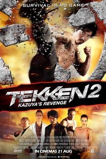 Tekken 2: A Vingança de Kazuya - Poster / Capa / Cartaz - Oficial 1