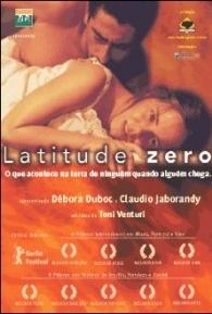 Latitude Zero - Poster / Capa / Cartaz - Oficial 2