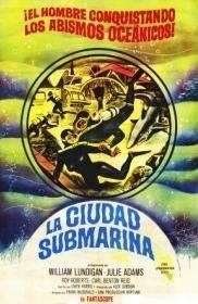 Cidade Submarina - Poster / Capa / Cartaz - Oficial 1