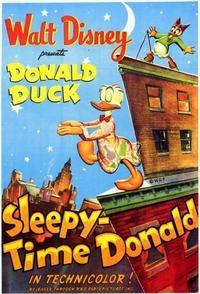 Sleepy Time Donald - Poster / Capa / Cartaz - Oficial 1