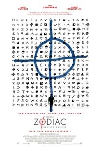 Zodíaco - Poster / Capa / Cartaz - Oficial 2