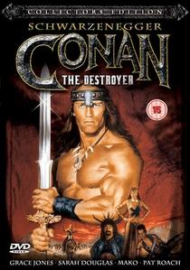 Conan, o Destruidor - Poster / Capa / Cartaz - Oficial 3