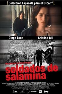 Soldados de Salamina - Poster / Capa / Cartaz - Oficial 2