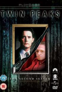 Twin Peaks (2ª Temporada) - Poster / Capa / Cartaz - Oficial 2