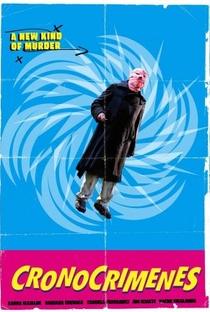 Crimes Temporais - Poster / Capa / Cartaz - Oficial 6